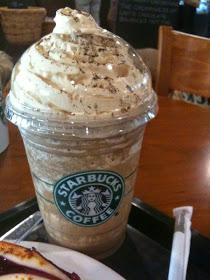 منيو ستاربكس السري Biscotti Frappuccino